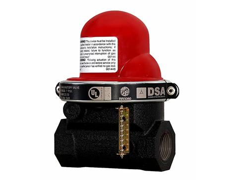 地(di)震(zhen)切斷閥是自動化系統中執行機構的一種